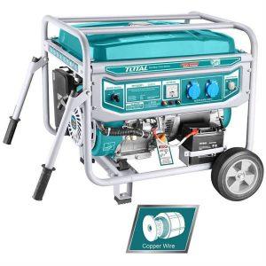 Generatore di Corrente 5kW TP155001 Total Italia