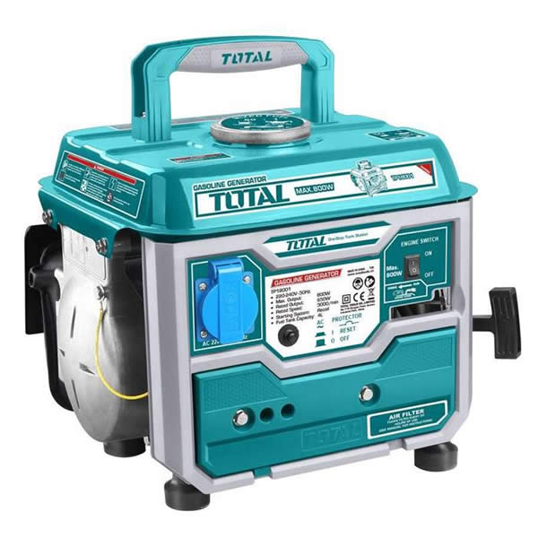 Generatore di Corrente 0.8KW TP18001 Total Italia