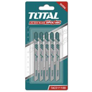 Set Lame Metallo 50mm TAC51118B Total Italia