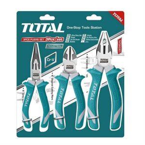 Total Utensili Set Pinze CR-V THT2K0301