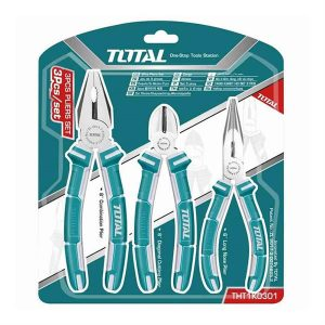 Total Utensili Set Tre Pinze THT1K0301