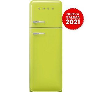 Smeg FAB30RLI5 Verde Lime Frigorifero Doppia Porta Anni 50
