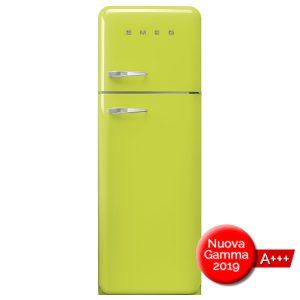 Smeg FAB30RLI3 Verde Lime Frigorifero Doppia Porta Anni 50
