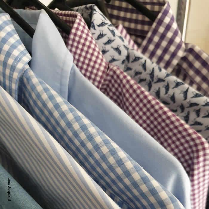 Lavatrice e Problemi di Bucato Camicie Stirate