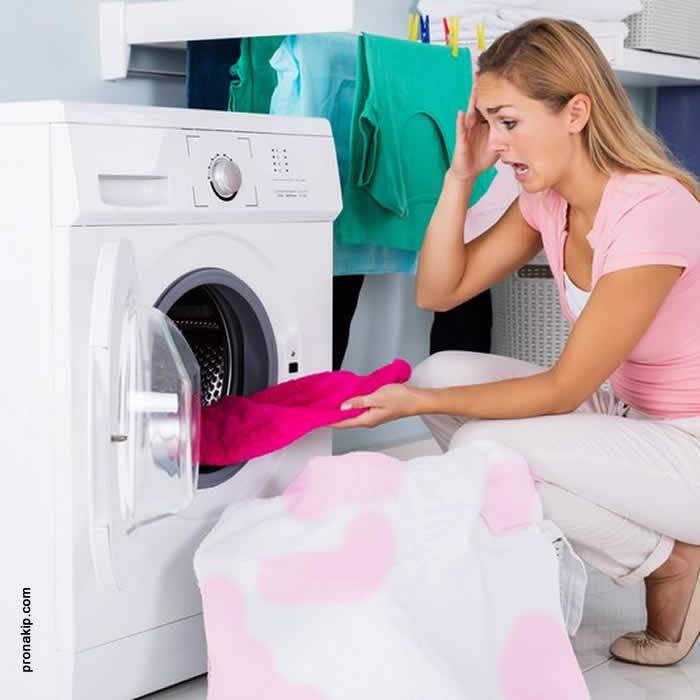 Lavatrice e Problemi di Bucato Raccogli Colore