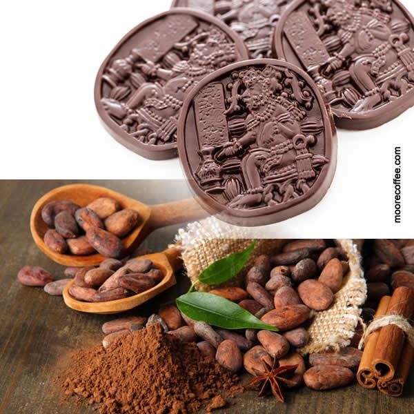Induzione per l'Inverno Cacao Monete