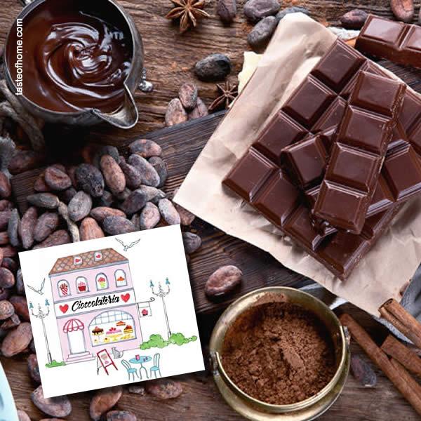 Induzione per l'Inverno Cioccolateria