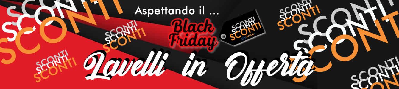 Uniprice Black Friday Frigorifero Combinato Bompani Rosso Krystal BOK32NF-R