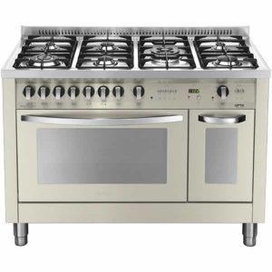 Cucina 120cm Avorio Doppio Forno Lofra PBID126GV+E-2CI Special