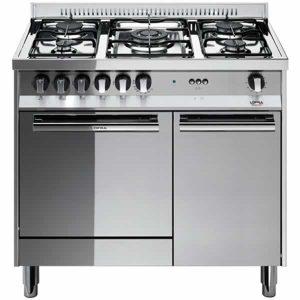 Cucina 80x50 Porta Bombola Forno Gas Lofra MG85G/C Inox