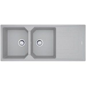 Lavello Franke UBG 621 116x50 Alluminio Urban