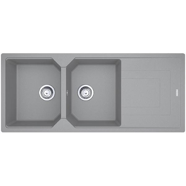 Lavello Franke UBG 621 116x50 Stone Grey Urban