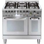 Cucina Doppio Forno Lofra PD96MFE/CI Elettrico Professional 90cm