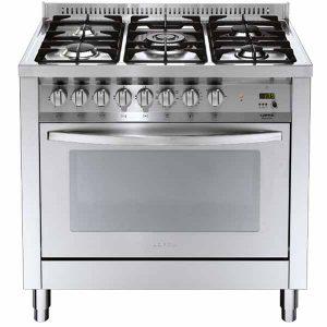Cucina Lofra PG96GV/CI Gas Ventilato Professional 90x60 Acciaio