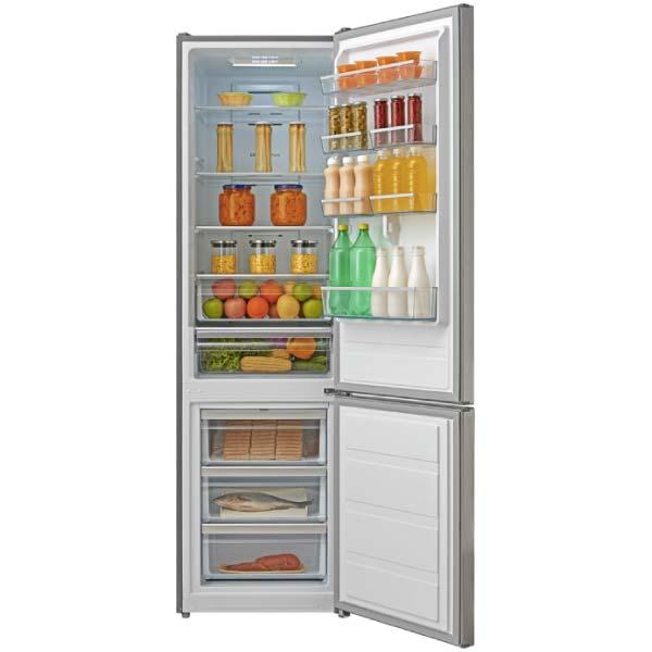 Frigorifero Total No Frost MKRF 361C ED NF Acciaio Master Kitchen Interno