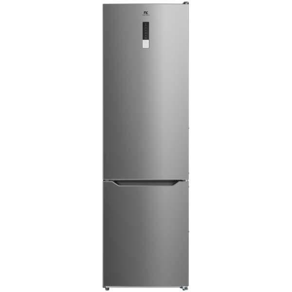Frigorifero Total No Frost MKRF 361C ED NF Acciaio Master Kitchen