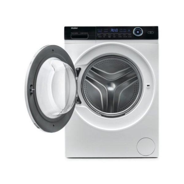 lavatrice HW120-B14979 con oblò aperto
