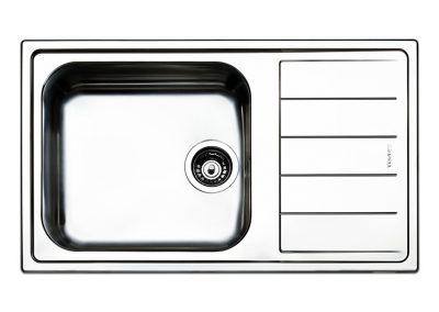Lavello Apell LNG861I serie Linear 1 vasca acciaio inox